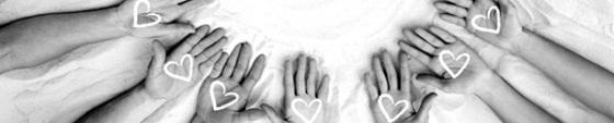 Hearts in Hands - giving away