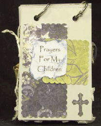 Prayers for my Children - prayer flip chart