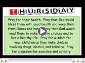 prayers for my children - video
